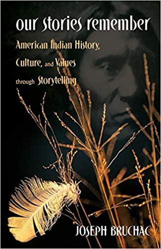 Our stories remember American Indian history, culture, & values through storytelling