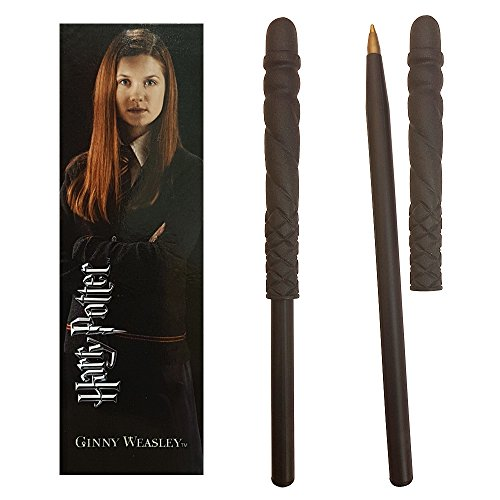 Harry Potter Ginny Wand Pen and Bookmark