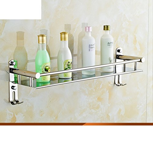 Outlet The Shelf In The Bathroom Stainless Steel Bathroom