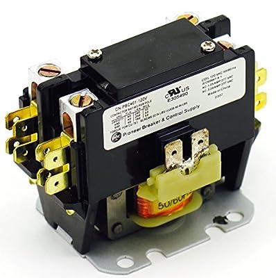 Cn-pbc401-24 Dp Contactor 1p 24v Coil