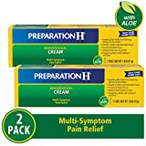Best Hemorrhoid Creams - Preparation H Max Strength Cream 1.8 Ounce Tube Review