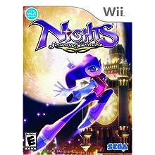 Nights Journey of Dreams - Nintendo Wii