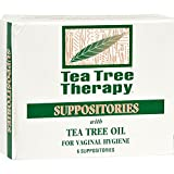 Product review for Tea Tree Therapy Suppository - 6 per pack - 3 packs per case.