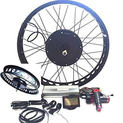 mountain bike electric motor kit - 8