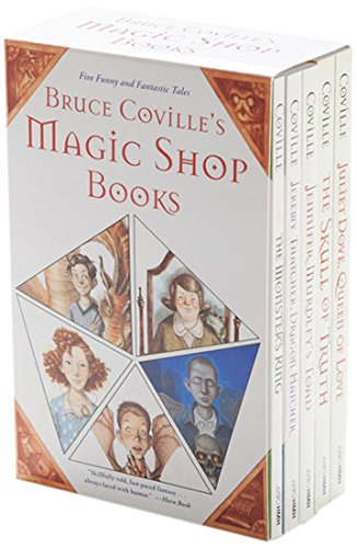 Bruce Coville's Magic Shop Books [BOXED SET]