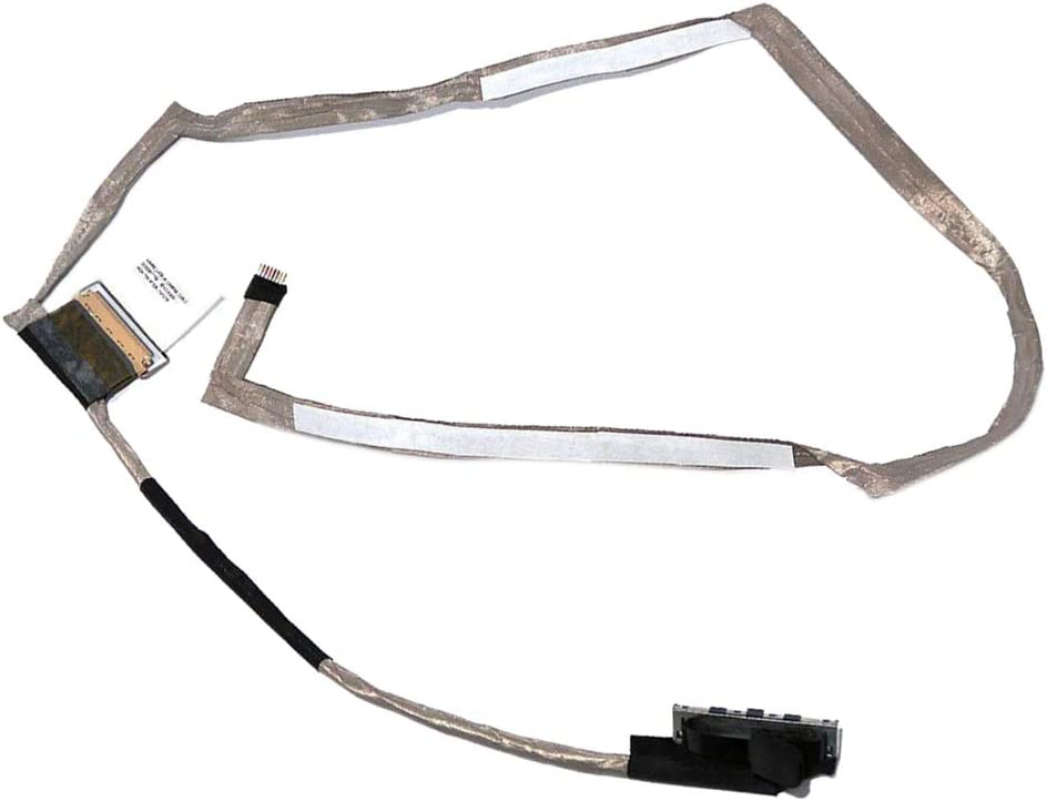 Hopero LCD LED LVDS Video Screen Cable Replacement for Dell Latitude E5540 E6440 0TYXW6 VAW50