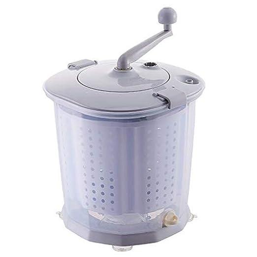Lavadora Portatil, Portátil De Manivela Manual Ropa No Eléctricos ...