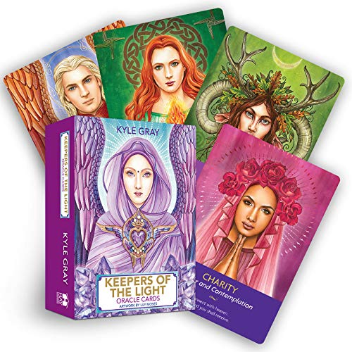- Keepers of the Light Oracle Cards