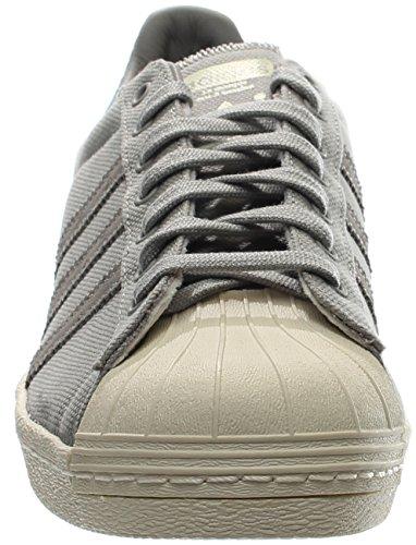 Scarpe Da Ginnastica Adidas Superstar Anni 80 Uomo Grigio / Bianco Uomo 11