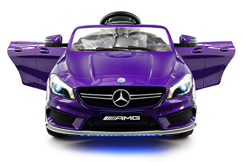 2018 Mercedes Benz CLA 12V Powered Ride On Motorized Toy Car
