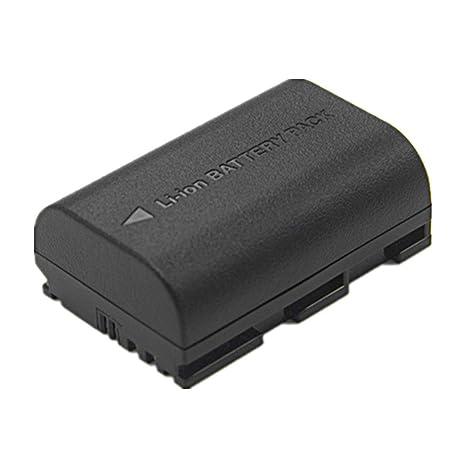 Cargador de batería LP-E6 para Canon EOS 5D Mark II III y IV ...