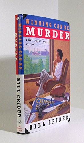 book cover of Winning Can Be Murder
