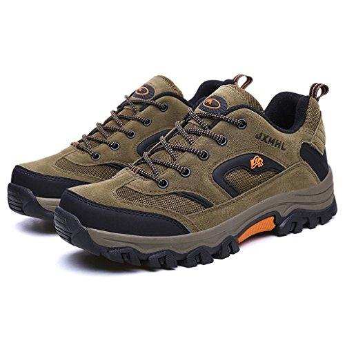 2017 männer Mesh Laufschuhe Outdoor-sportliche Schuhe Trekking Wandern schuhe 39-44 Khaki