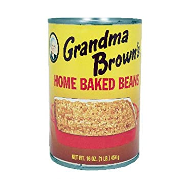 Grandma Brown's 16 oz. Home Baked Beans
