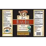 Barlean's Fresh Organic Flax Oil, 32-oz