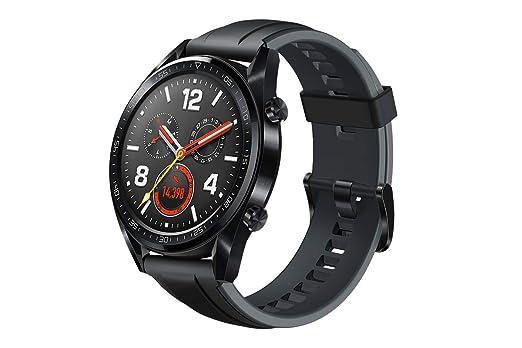 a28f521b86019 Huawei Watch GT Sport Rubber Strap