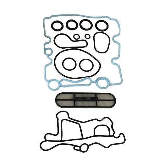 Amazon Com Moca Engine Oil Cooler Kit For 2003 2010 Ford Excursion