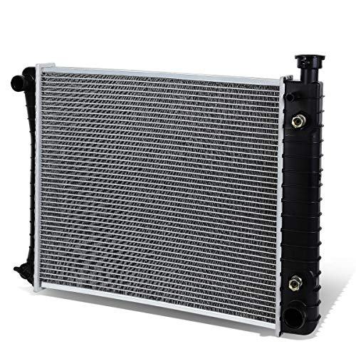 (For 88-95 Chevy GMC C/K Pickup/Suburban AT Lightweight OE Style Full Aluminum Core Radiator DPI 434)