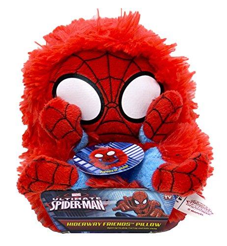 "Marvel Spiderman 5"" Hideaway Pet Pillow"