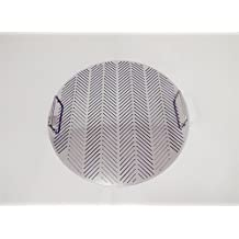 False Bottom Diameter 345Mm With Two Handles, 2 Mm Thickness, Gap Size 0.7 Mm Stainless Steel 304