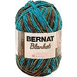 Bernat Blanket Big Ball Yarn, Mallard Wood
