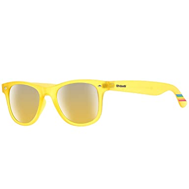 Polaroid 6009/s PVI LM Gafas de sol Amarillo (Transparent Yellow/Grey Goldmir