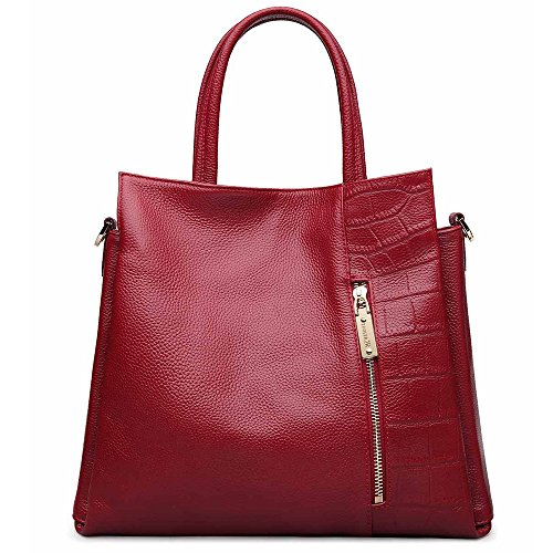 Wine Woman Zooler Bag For Skin Another Tote Red p1qw6C