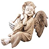 Memorial Angel Garden Figurine Inspirational Garden