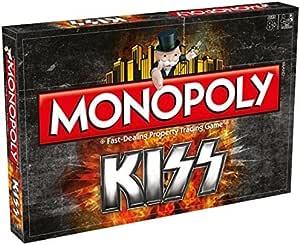 KISS Monopoly Juego de Mesa: Amazon.es: Juguetes y juegos