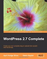 WordPress 2.7 Complete Front Cover
