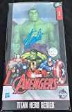 #10: STAN LEE SIGNED MARVEL AVENGERS HULK FIGURE TITAN HERO SERIES SL HOLOGRAM K87