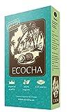 Ecocha Coconut Hookah Charcoal - 100% Organic Coco Coal - 324 Pieces