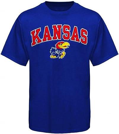 NCAA Kansas Jayhawks T-Shirt V5