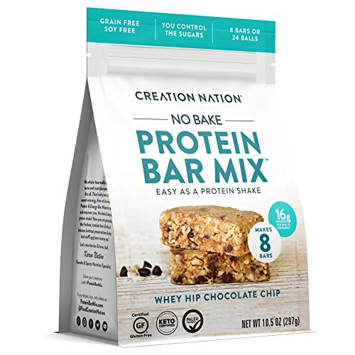 """PROTEIN BAR MIX By Creation Nation 