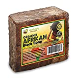 African Black Soap 1 Pound Bar | #1 Acne
