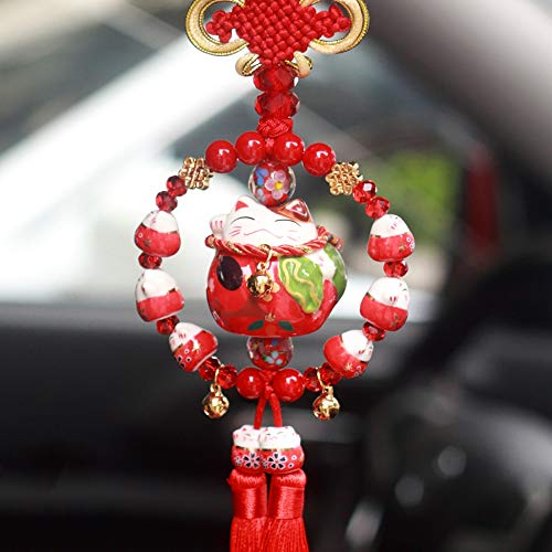 FBXSBHG Cute Hanging car Pendants Cute Decorative car Rearview Mirror Hanging Ornaments Home Decoration Accessories Gifts