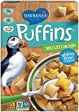 Barbara's Bakery Puffins Cereal, Multigrain, 10 Ounce (Pack of 12)