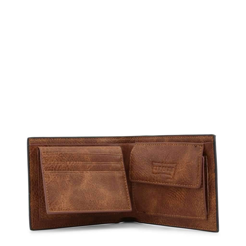 Carrera Jeans Rumble Men Brown Wallets
