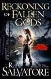 Book cover from Reckoning of Fallen Gods: A Tale of the Coven by R. A. Salvatore