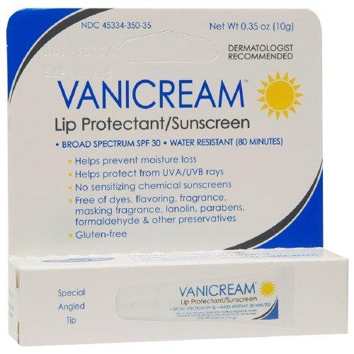 Vanicream Lip Protectant/Sunscreen SPF 30 0.35 oz (10 g)