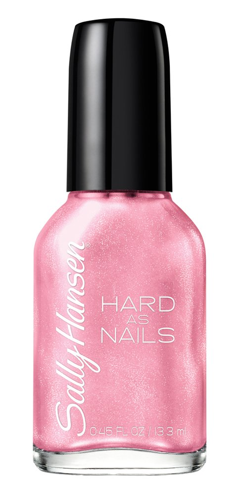 Amazon.com: Sally Hansen Hard as Nails Color, Cold as Ice, 0.45 ...