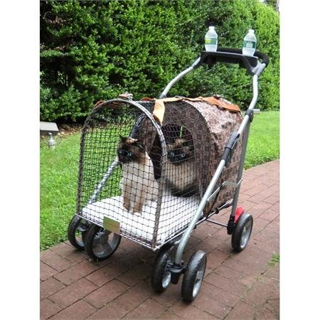 SUV Pet Stroller Color: Royale