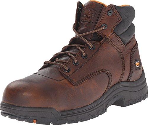 "Timberland PRO Men's 50508 Titan 6"" Composite Toe Boot,Brown,9 W TB050508210"