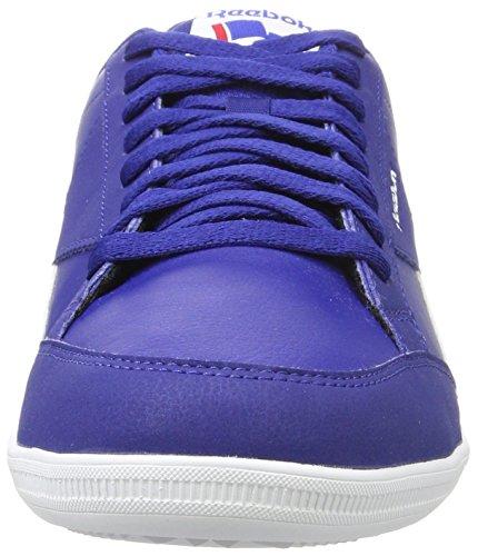 Sport white Bs7000 Reebok Cobalt deep Bleu Homme Chaussures De 4FSqtF