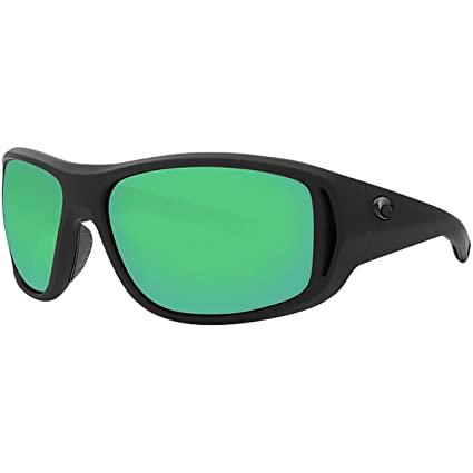 04ea8412a9 Image Unavailable. Image not available for. Color  Costa Del Mar Costa Del  Mar MTK187OGMGLP Montauk Green Mirror 580G Matte Black ...