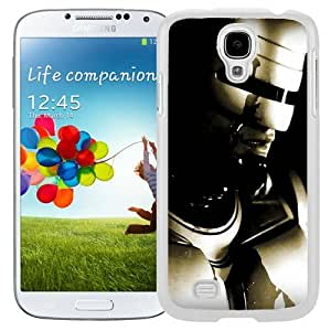 New Beautiful Custom Designed Cover Case For Samsung Galaxy S4 I9500 i337 M919 i545 r970 l720 With Robocop 2014 (2) Phone Case