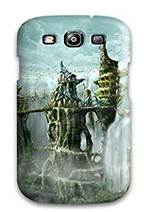 Alison Marvin Feil's Shop New Style Tpu S3 Protective Case Cover/ Galaxy Case - City