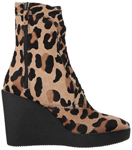 Aquatalia Mujeres Viviann Haircalf Leopard