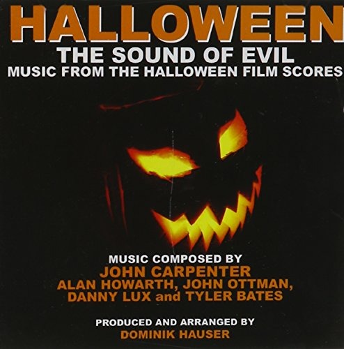 Price comparison product image Halloween: The Sound of Evil-Music from the Halloween Film Scores