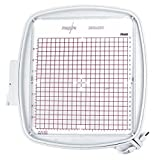 """SewTech Quilters Hoop 200x200mm (8""""x8"""") Viking Designer Ruby DeLuxe Diamond PFAFF Creative Equivalent Part #920264096, 820940096"""